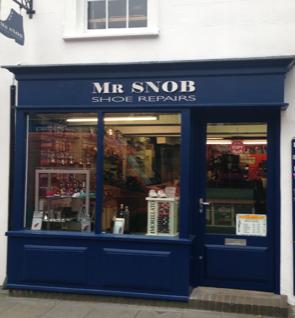 Mr Snob