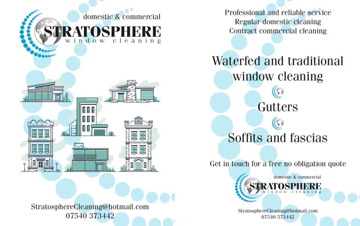 Stratosphere Window Cleaning