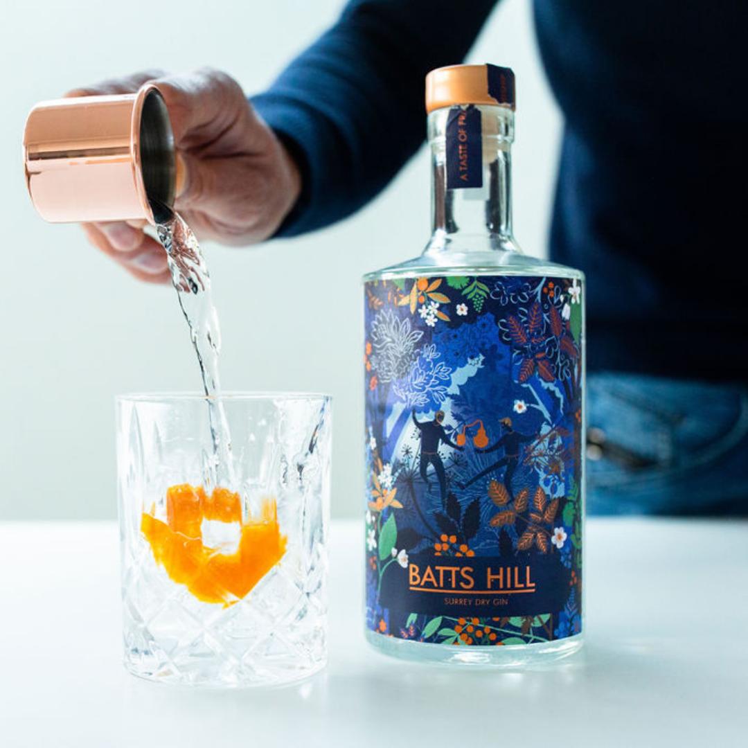 Batts Hill Gin pic 1
