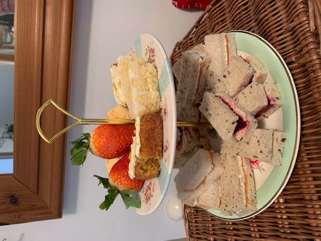 SaFi's Afternoon Tea pic 1
